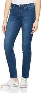 Niebieskie jeansy H.I.S. w młodzieżowym stylu