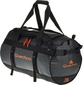 Torba sportowa Quechua z tkaniny