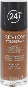 Revlon Colorstay Combination Oily Skin Spf15 Podkład 30Ml 450 Mocha