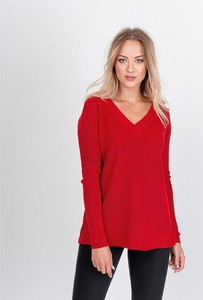 Sweter ZOiO.pl w stylu casual z wełny