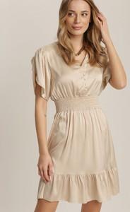 Sukienka Renee mini z dekoltem w kształcie litery v