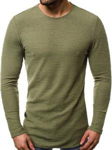 Zielona bluza J.STYLE z bawełny