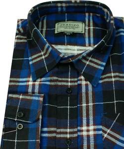 Koszula Boston z długim rękawem z bawełny
