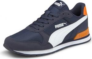 Buty sportowe Puma z zamszu z płaską podeszwą