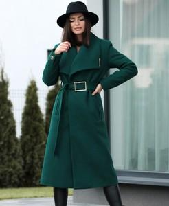 Zielony płaszcz Versada