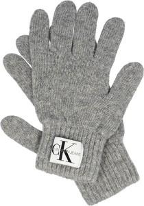 Rękawiczki Calvin Klein w stylu casual