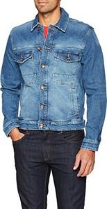 Błękitna kurtka ESPRIT