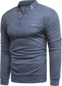 Niebieski sweter Risardi