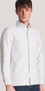 Koszula Reserved z długim rękawem z bawełny