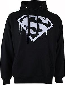 Czarna bluza DC Comics