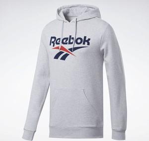 Bluza Reebok Fitness z nadrukiem
