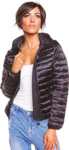 Kurtka 100% Coats krótka w stylu casual