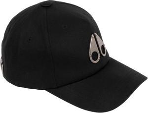 Czarna czapka Moose Knuckles