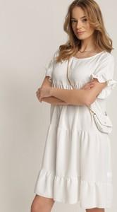 Sukienka Renee z okrągłym dekoltem mini