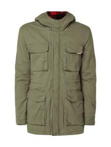 abb25bfb29af3 Zielona kurtka Redefined Rebel w stylu casual