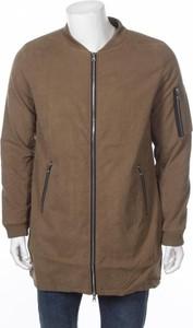 Brązowa kurtka Urban Classics w stylu casual