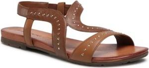 Sandały Lasocki z klamrami w stylu casual