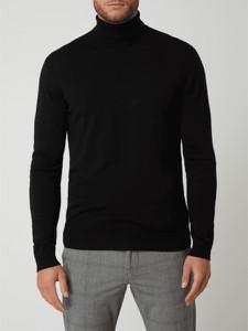 Czarny sweter Esprit z bawełny w stylu casual