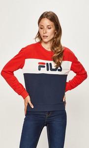 Bluza Fila krótka w stylu casual