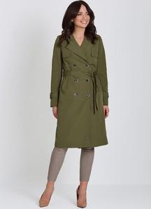 Zielony płaszcz Marcelini