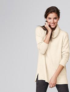 Sweter Tchibo w stylu casual z kaszmiru