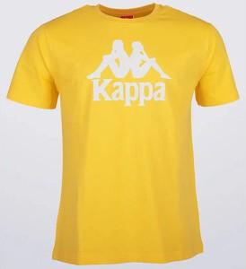 Koszulka dziecięca Kappa z bawełny dla chłopców z krótkim rękawem