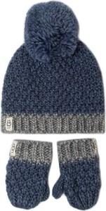 Granatowa czapka UGG Australia