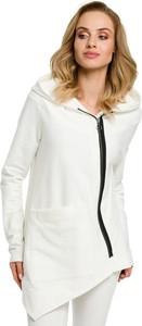 Bluza MOE krótka z bawełny