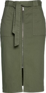 Zielona spódnica bonprix bpc selection midi