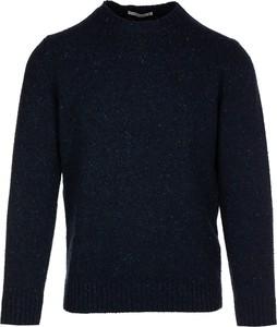 Sweter Kangra z okrągłym dekoltem