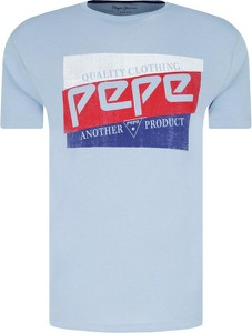 Koszulka polo Pepe Jeans z krótkim rękawem