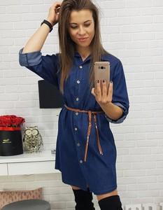 Sukienka Dstreet z jeansu