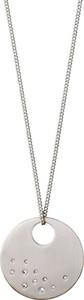 Pilgrim classic necklace uni srebrny