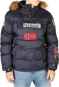 Kurtka Geographical Norway w sportowym stylu