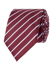 Czerwony krawat Christian Berg Men