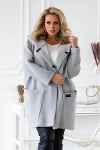 Płaszcz Sklep XL-ka w stylu casual