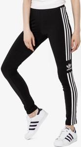 Legginsy Adidas z bawełny