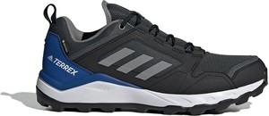 Czarne buty sportowe Adidas z goretexu terrex