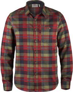 Koszula Fjällräven z kołnierzykiem button down