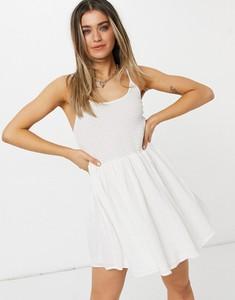 Sukienka Asos gorsetowa na ramiączkach mini