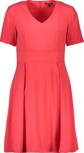 Sukienka Marc O'Polo z krótkim rękawem mini