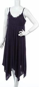 Fioletowa sukienka Simply Vera - Vera Wang
