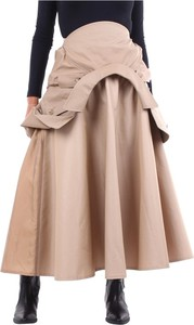Spódnica Comme Des Garçons z bawełny