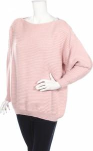 Różowy sweter MKM
