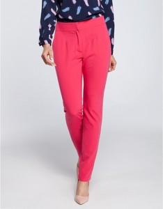 Różowe spodnie MOE