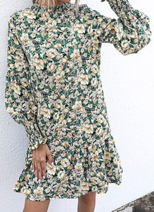 Sukienka Cikelly mini w stylu boho