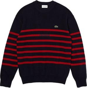 Niebieski sweter Lacoste
