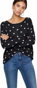Sweter Vero-moda z dzianiny
