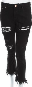 Czarne jeansy Glamorous
