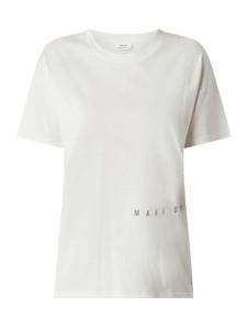 T-shirt Marc O'Polo DENIM z bawełny z krótkim rękawem